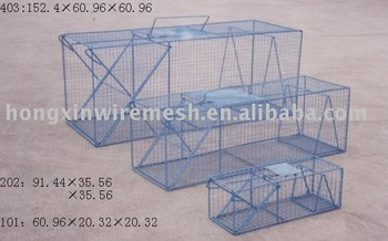 Cage Dog Trap