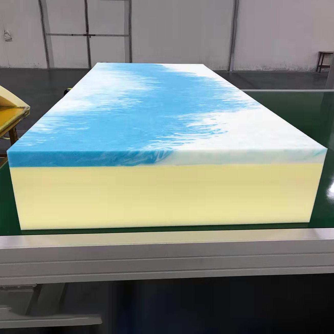 colchon memory foam mattress gel memory foam mattress and box Airgocell-foam mattress colchon - Jozy Mattress | Jozy.net