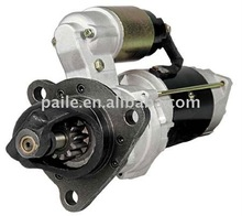 Engine auto starter motor replace part for KOMATSU aftermarket S6D125 S6D108 S6D140 24V 7.0Kw 12TEETH 600-813-3610