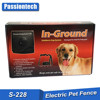 Waterproof rechargable wireless fence collar indoor dog electric fence S-228