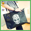 YTF-P-STB040 Personalized Skull Designer Cheap Large Tote Handbag For Women