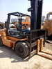 7 Ton Used Toyota Forklift FD70 For Sale , 2011 Year Japan Toyota Forklift