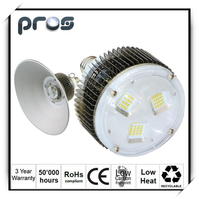 SMD LED 150W E40 LED High Bay Lamp, E40 LED High Bay Light