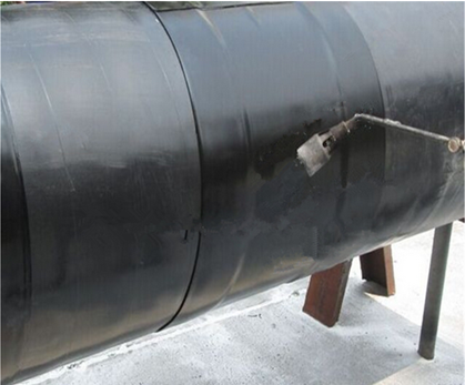 DN600 Heat Shrinkable Wraparound Sleeve for steel pipe Girth Weld