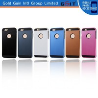 Hot Selling Shockproof Hard Case for iPhone 6 Plus 5.5""