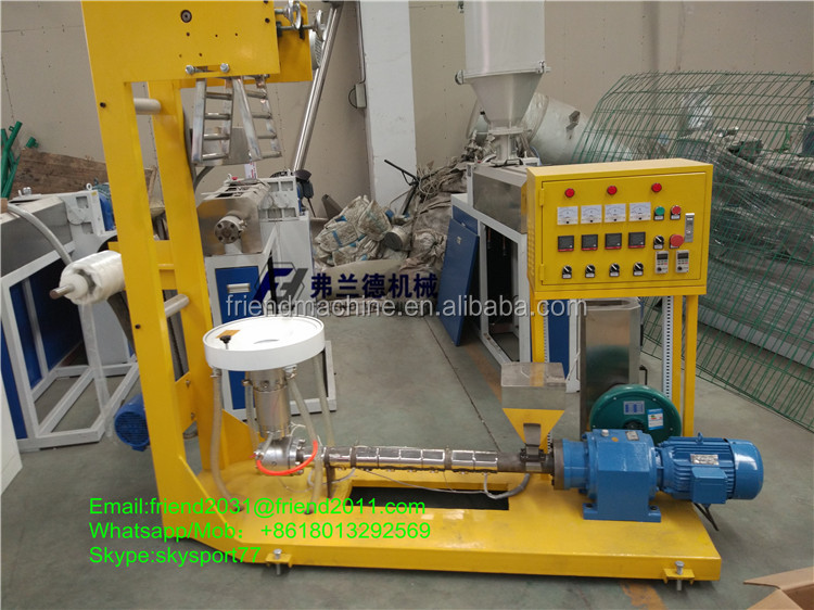 small PE blow film machine/blown film extruder/plastic blowing machine price