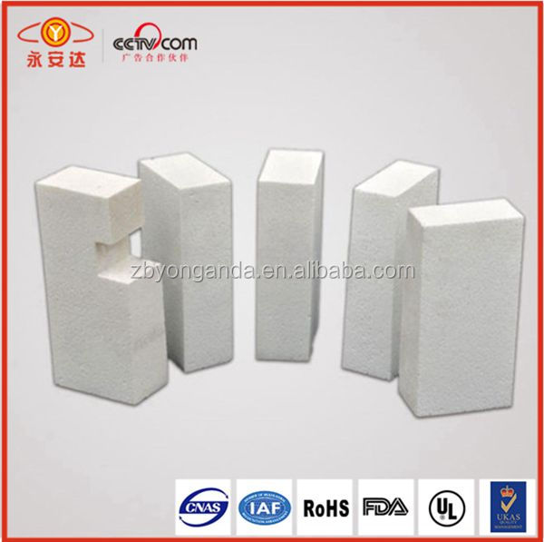 high alumina bubble bricks for ceramic