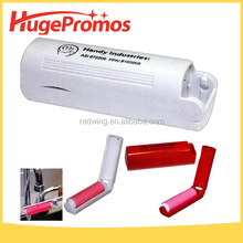 Promotional Printed Washable Mini Folding Lint Roller Cleaning Roller for Cloth