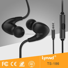 China Accessment supplier hot new design promotional wired music earphone splitter