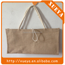 new design AZO free sgs importer of jute bag for coffee
