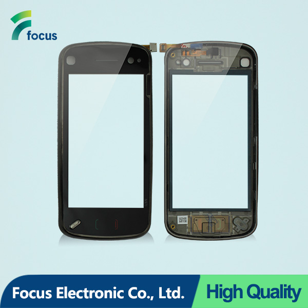 Mobile phone touch screen for nokia n97