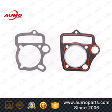 Motorcycle engine parts 52mm cylinder gaskets set 110cc for C110