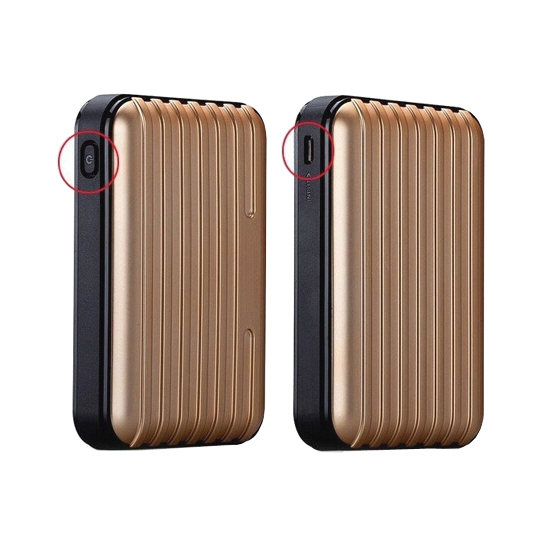 2014 promotion gift new most popular external battery charger iphone power bank 7800mah