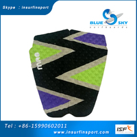 China Manufacturer Deck Grip Surfing Custom Surfboard Traction Pads