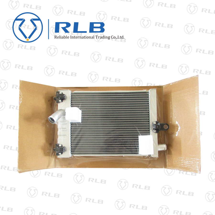 Car small radiator all aluminum 16510-30010 for toyota hiace