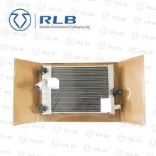 Car small radiator all aluminum 16510-30010 for hiace