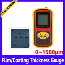 dry mil thickness gauge plastic film thickness gauge paint thickness gauge