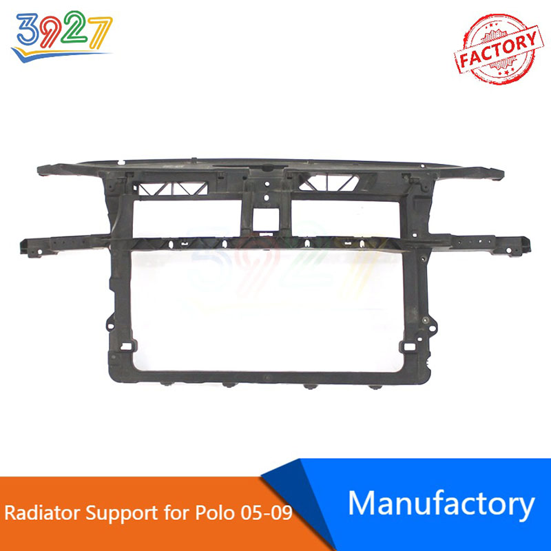 Auto Car Radiator Support for VW Polo 2005 - 2009