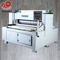 hot selling aluminum foil wood texture embossing machine