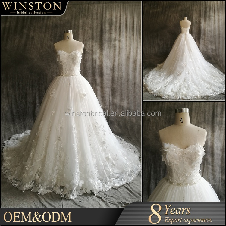 OEM factory spanish style wedding dresses