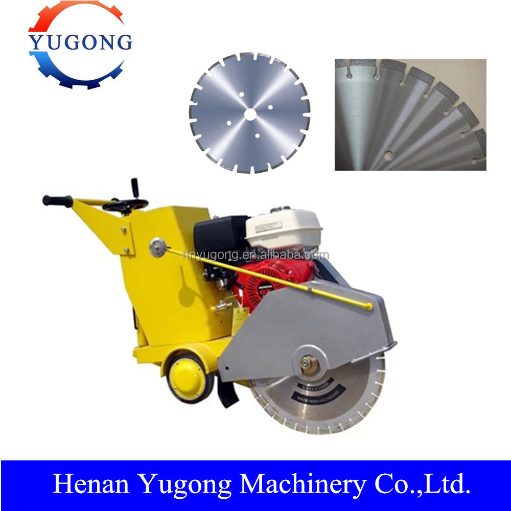 2016 Electric Concrete Saw Concrete Cutter with high quality Cutting Machine Blades