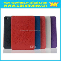 New arrival leather case for iPad mini 3