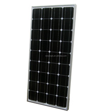 Renjiang monocrystalline silicon cell A-grade cell high efficiency factory direct pv solar module 80w