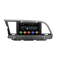 Superior dvd octa core 4g ram media player car dvd entertainment system for car android 8.0 cd player car radio Elantra 2016