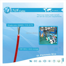 electric wire cable hs code/insulated wire prices/pvc insulated cable and wire 450/750V