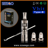 Cheap products in Alibaba!!! Seego Type B glass oil dome globe rig set vapor globe atomizer