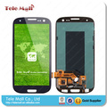 mobile phone lcd with frame replacement For Samsung i9300 LCD Screen with frame Assembly