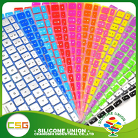 High Quality Custom Silicone Keyboard Cover