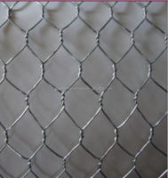 Hexagonal Wire Netting for Insulated Net Wall Boiler Cover by Puersen