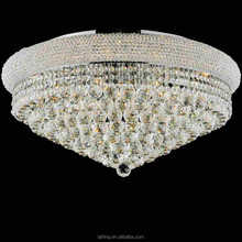Factory Outlet Modern Crystal Ceiling Lighting Chandelier 51113