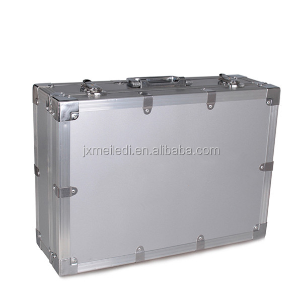 Hot products professional and reliable new style small aluminum tool box set