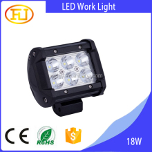 NEW 18W square LED work light spot offroad lamp truck boat bar