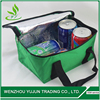 2015 promotional fitness polyester insulated cooler bag wine cans cooler bag