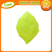Wholesale Soft Silicone Leaf Shape Travel Pocket Cup Drinking Up