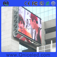 QNICE Outdoor LED advertising screen price P10 LED Display