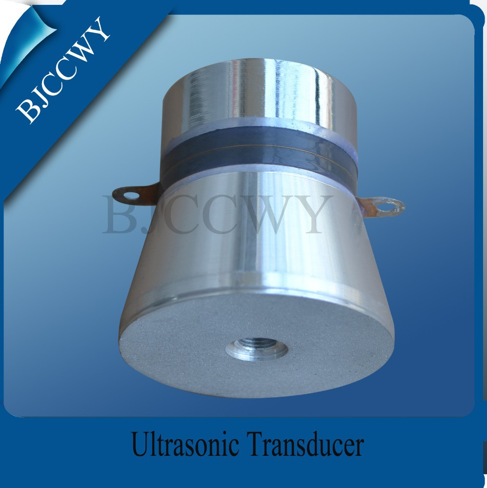 high temperature ultrasonic transducers