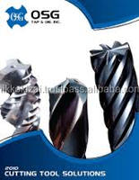 Cutting Tools for hot new products for 2014Hitachi, OSG, YG-1, Mitsubishi, NS Tool, Kyowa, Nachi, Yamawa, Union Tool, Jimk