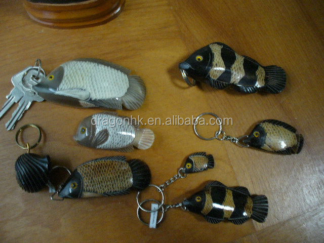 Good qly nice Japanese style Horn craft/Key holder