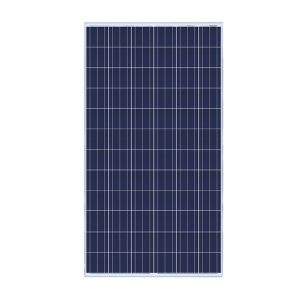 largest dimension 310wp 36v dc solar power poly panel