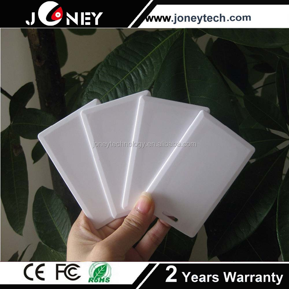 Plastic ID low cost rfid card RFID Blocker / RFID Chip Blocking Card for Secure Protection