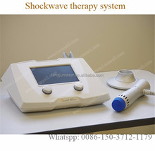 Foot doctor shock wave machine / Podiatric treatment shockwave device / physical therapy medical equipment