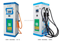 60KW 180KW 360KW electric vehicle EV car charger station with charging gun