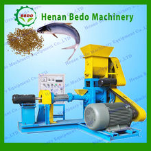 good quality low price floating fish food pellet extruder machine / floating fish feed mill machine with CE