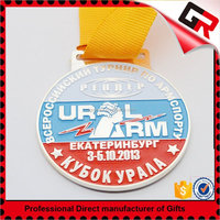 Promotion cheap award medal supplier
