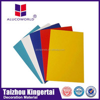 Wonderful-wall Alucoworld well-received panel brand nano pvdf coating wall cladding acp wall cladding philippines