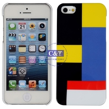 new arrival protector credit card slot leather case for iphone 4g